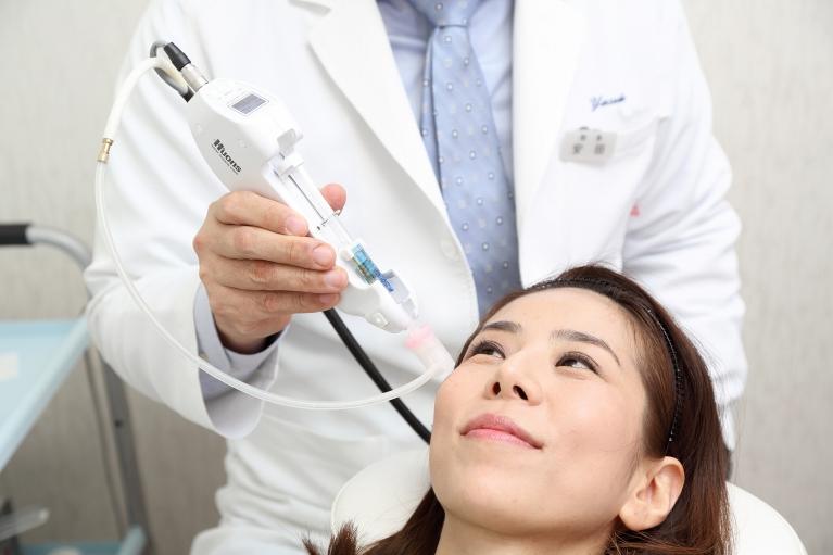 水光注射(ダーマシャイン)でのしわ治療アウトライン(概要や当院の特徴など)